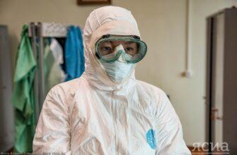 В больницы Якутии обращаются чаще всего невакцинированные пациенты