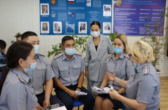 В Якутии психологи провели работу с осужденными с алкогольной зависимостью