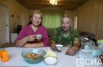 Жители якутского села Бясь-Кюель поделились впечатлениями от новых домов