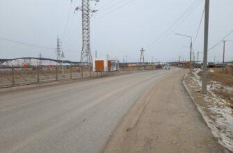 В Якутске после ремонта открыли улицу Кульбертинова с велосипедной дорожкой