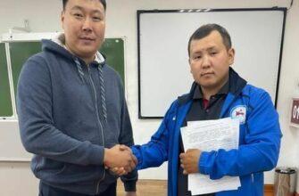 Пострадавших от пожара в селе Бясь-Кюёль Якутии предпринимателей поддержат