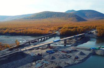 На региональных дорогах Якутии идет реконструкция трех крупных мостов