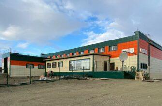 Торгово-логистический центр открыли в арктическом поселке Усть-Куйга в Якутии