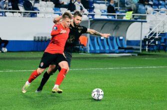 Якутянин Артем Соколов помог обыграть «Балтику» в Кубке России, но дальше прошли соперники