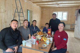 Житель села Бясь-Кюель Афанасий Максимов: Мы очень рады, что нам построили такие хорошие дома