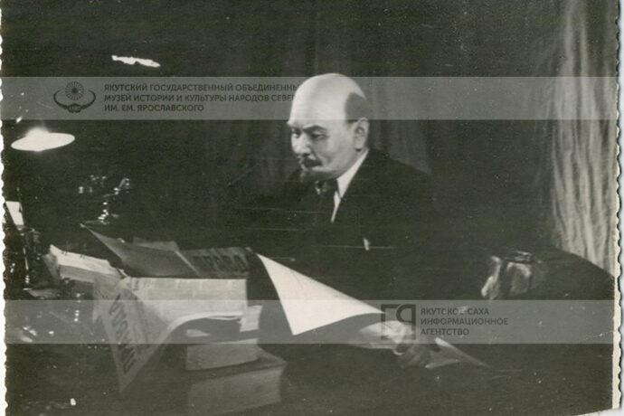 Рубрика «Кадр»: Якутский актер, сыгравший Ленина