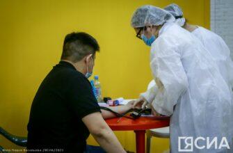 Показатель коллективного иммунитета в Якутии составляет 45,3%