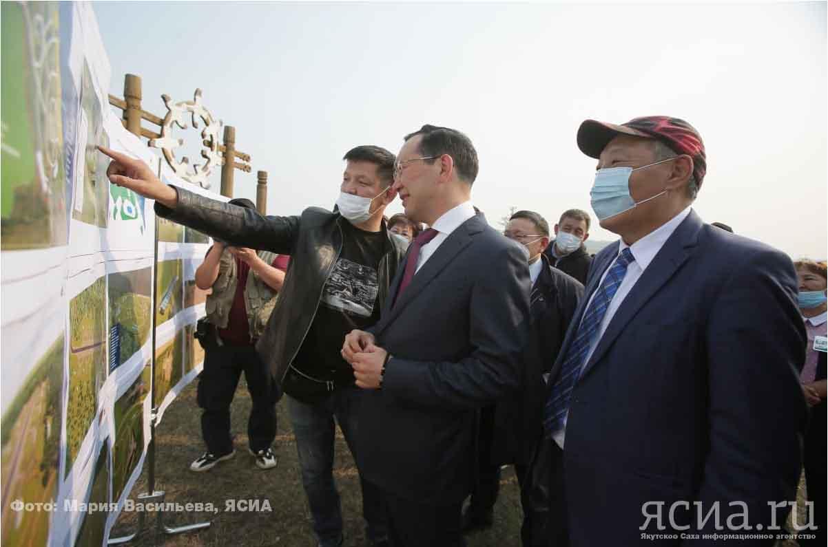 В Верхневилюйском районе Якутии началась подготовка к Ысыаху Олонхо