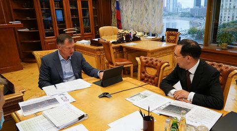 Минстрой РФ рассмотрит возможность выделения средств на строительство канализационного коллектора в Якутске