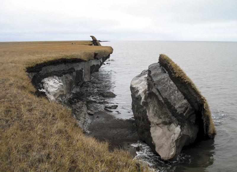 Власти Якутии признают таяние вечной мерзлоты серьезной экологической проблемой