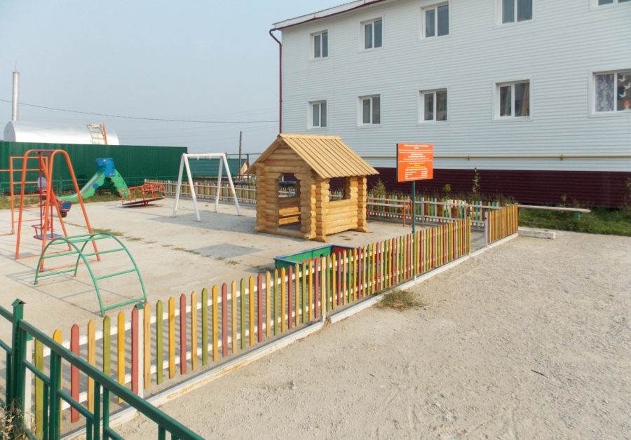 В исправительной колонии освоили производство детских домиков