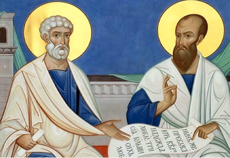 В Якутск впервые прибывают мощи Петра и Павла
