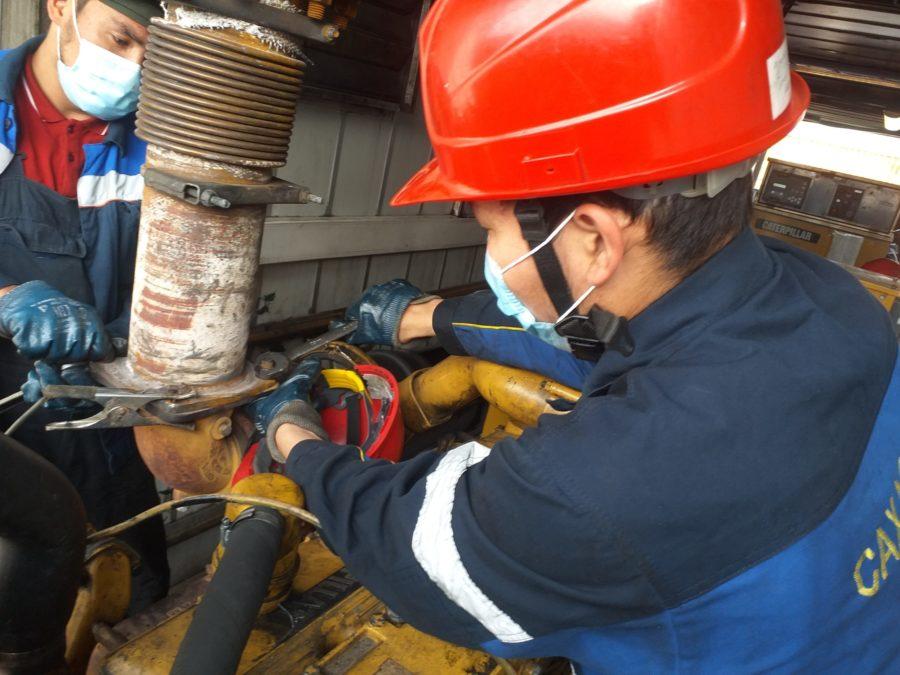 Энергетики восстанавливают электроснабжение в Горном улусе Якутии