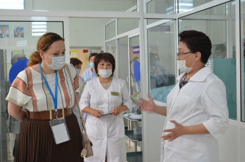 Татьяна Васильева осмотрела образовательные учреждения города Якутска