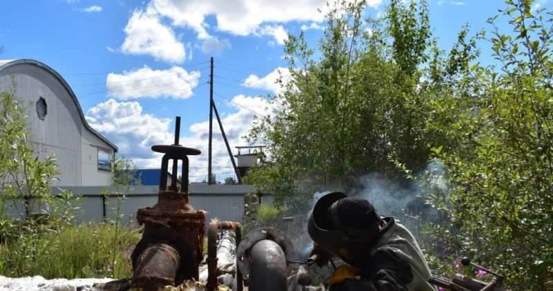 Подготовка к отопительному сезону в Олекминском районе идет по плану