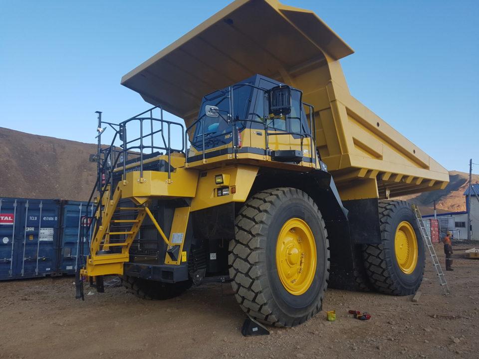 Рудник Таборный вложит в развитие горнотранспортного оборудования более 1,1 млрд рублей