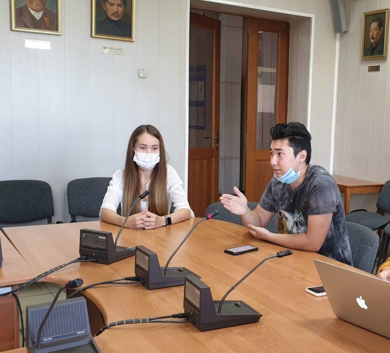 Молодежная администрация Хангаласского улуса приступила к работе