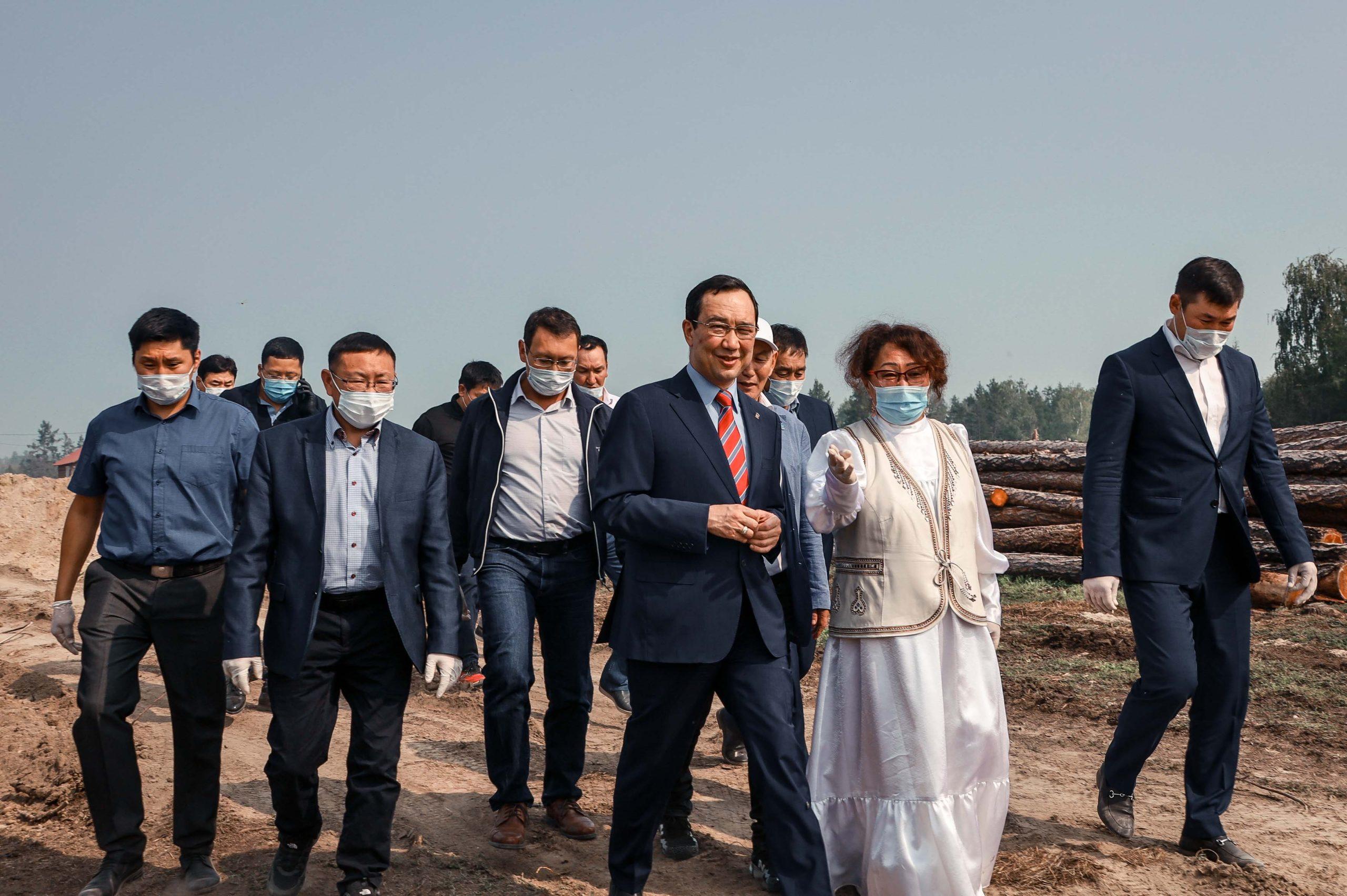 В Кобяйском улусе может появиться центр для заготовки резервного сена
