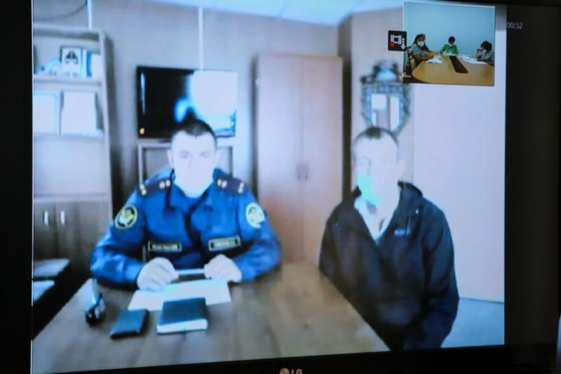 Онлайн-прием осужденных состоялся в УФСИН Якутии