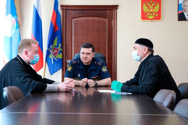 В УФСИН Якутии обновили состав группы по вопросам вероисповедания среди заключенных