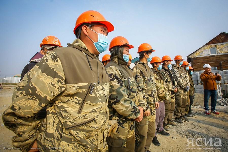 Якутия имеет хороший опыт замещения иностранной рабочей силы местными кадрами