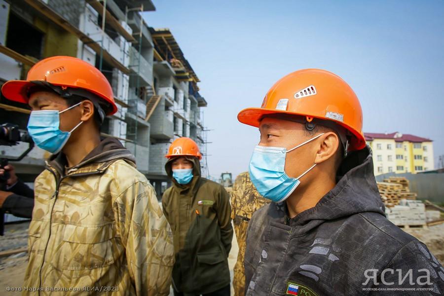 В Якутии идет строительство 25 объектов в рамках нацпроектов