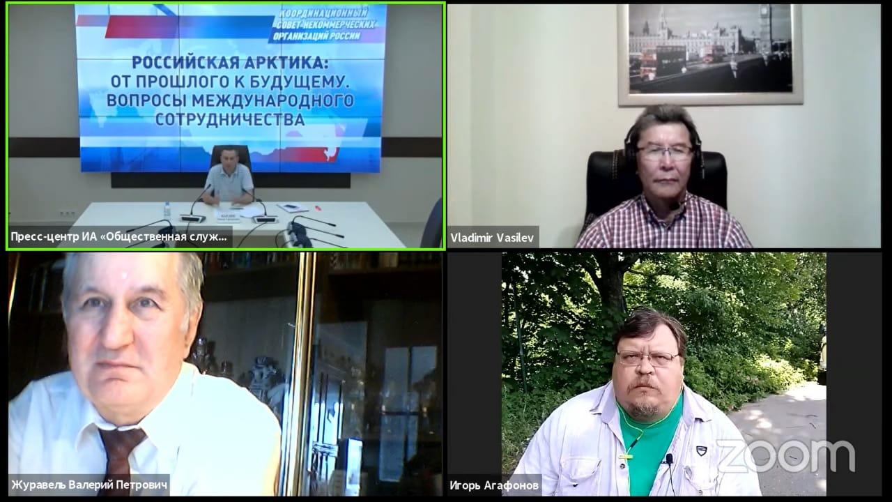 Владимир Васильев: Климатические изменения в российской Арктике затронут весь мир