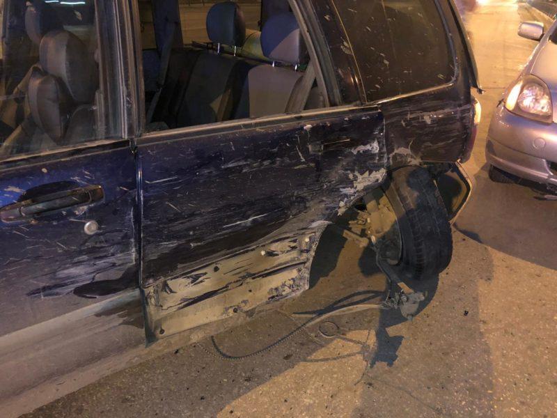 В Якутске четыре водителя врезались друг в друга