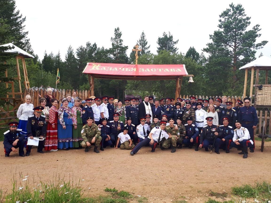 Атаманом Якутского окружного казачьего общества был избран Александр Гриценко