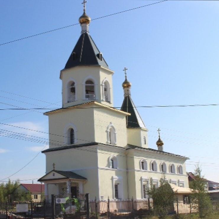 Спасский собор в Олекминске 150-летний юбилей встретит в обновленном виде