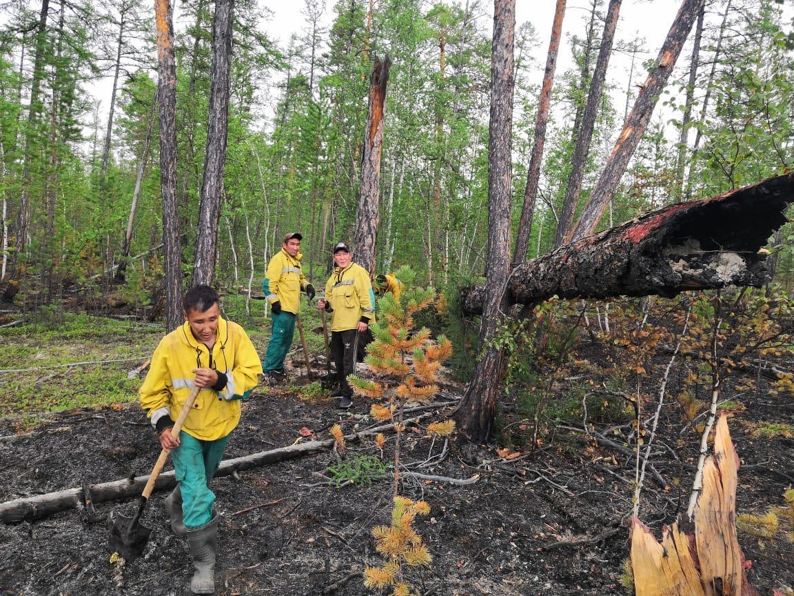 Глава Якутии: К пожароопасному сезону в этом году мы готовимся очень серьезно