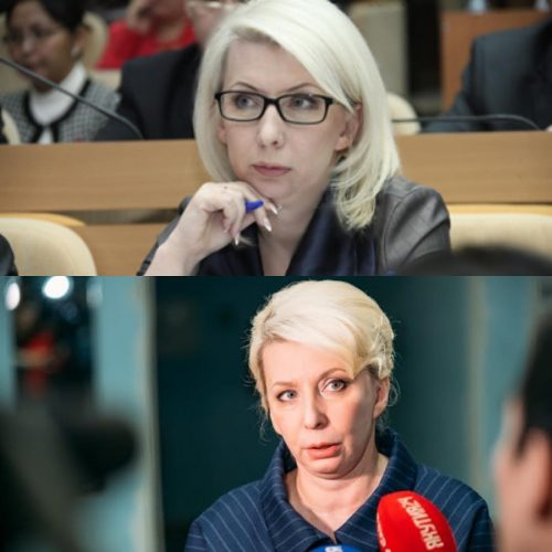 Ольга Балабкина, заместитель председателя правительства РС (Я)
