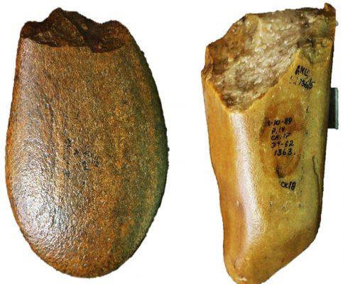 Чопперы из коллекции артефактов Диринг-Юряха