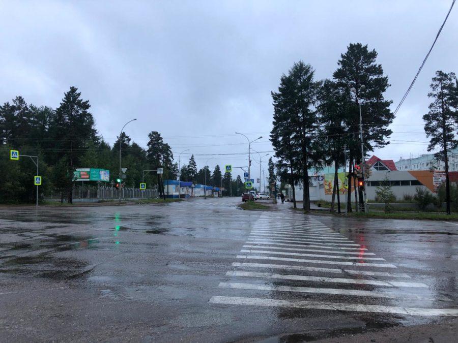 В Нерюнгри в результате ДТП пострадал несовершеннолетний пешеход
