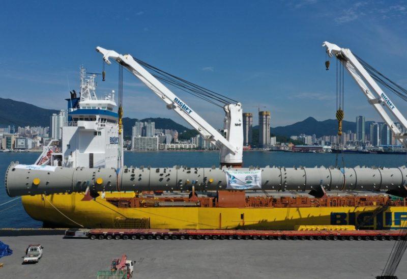 «ЛОРП» принимает участие в строительстве Иркутского завода полимеров в качестве перевозчика