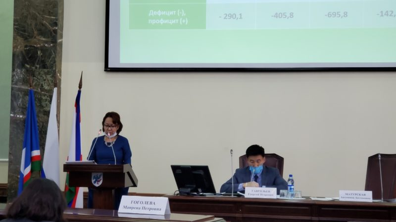 В Якутске состоялись публичные слушания об исполнении бюджета за 2019 год