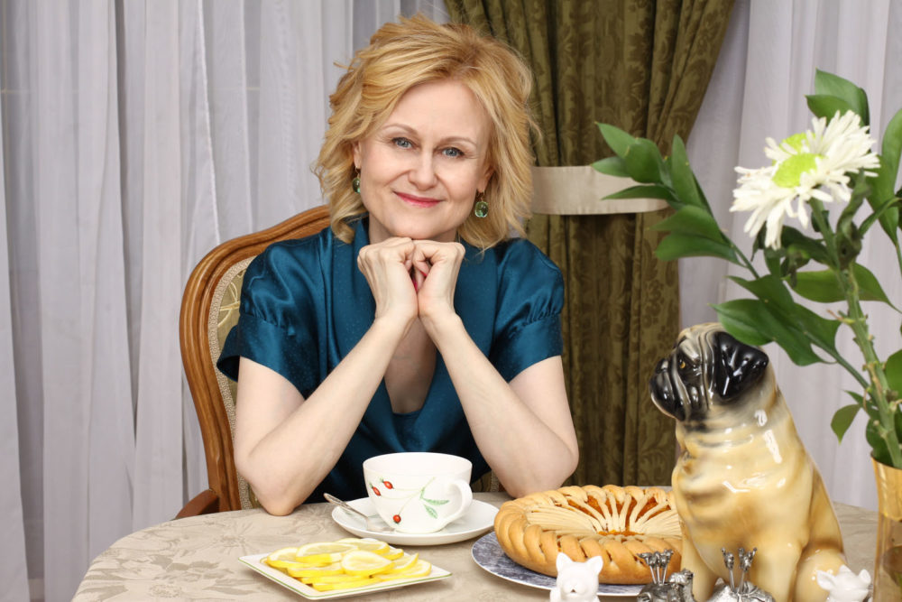 Якутские читатели смогут встретиться с писательницей Дарьей Донцовой