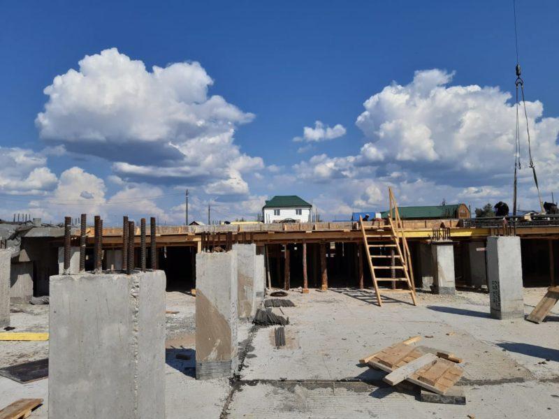 В Якутии для жителей села Аппаны строят Центр культуры в рамках нацпроекта «Культура»