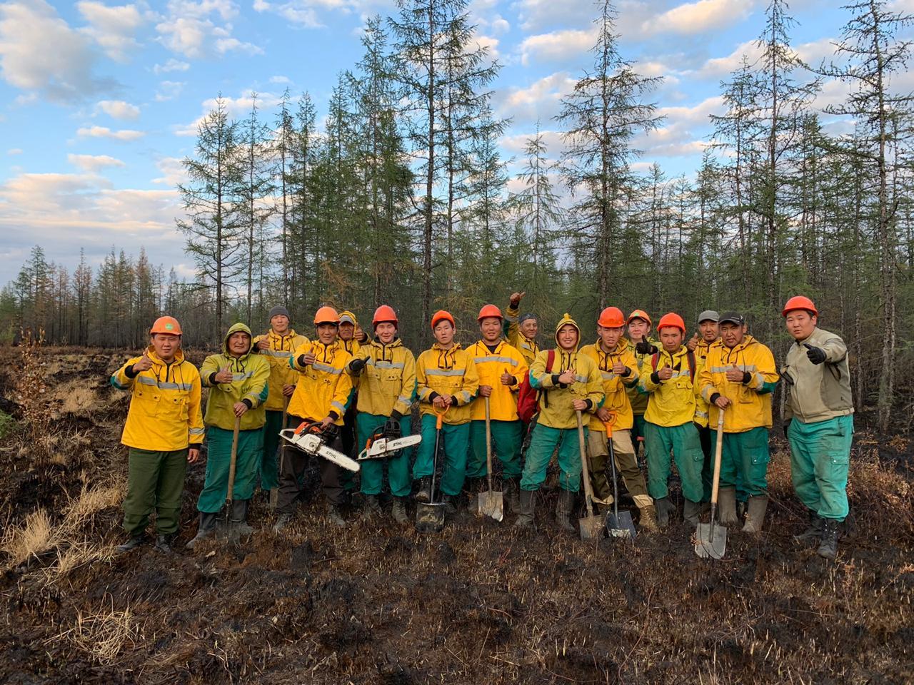 """По нацпроекту """"Экология"""" в Якутлесресурсе дополнительно откроют 25 рабочих мест"""