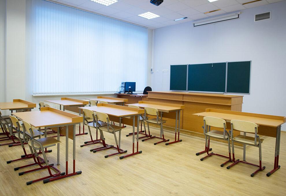 Георгий Афонский: Надеемся, что средств на ремонт школ будет выделяться больше