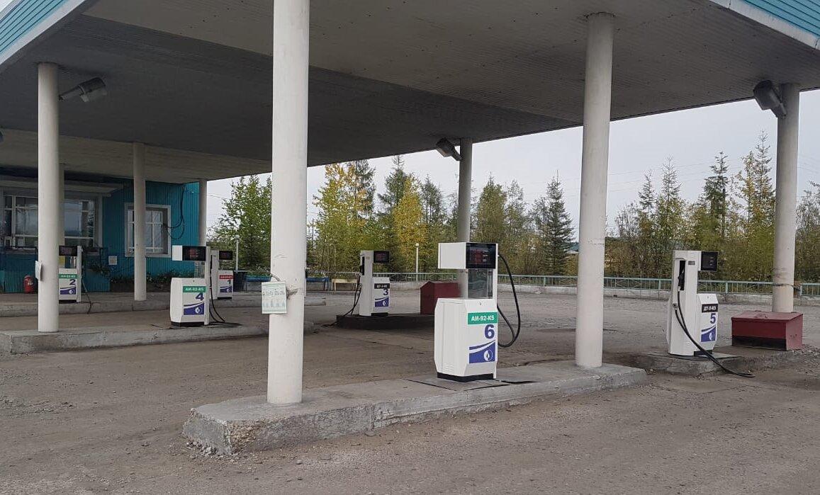 «Саханефтегазсбыт» модернизирует АЗС в поселке Хандыга