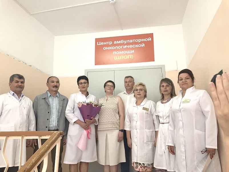 В Ленске открылся центр амбулаторно-онкологический помощи
