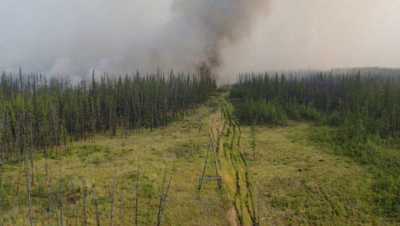 Электроснабжение в селе Соболох восстановили после вмешательства прокуратуры Якутии