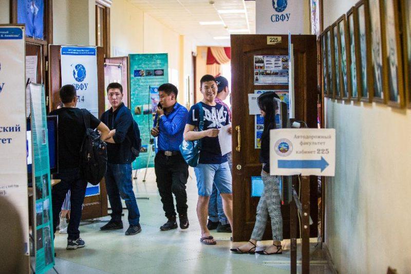 Приемная кампания СВФУ: заявление о согласии на зачисление необходимо отправить в установленные сроки