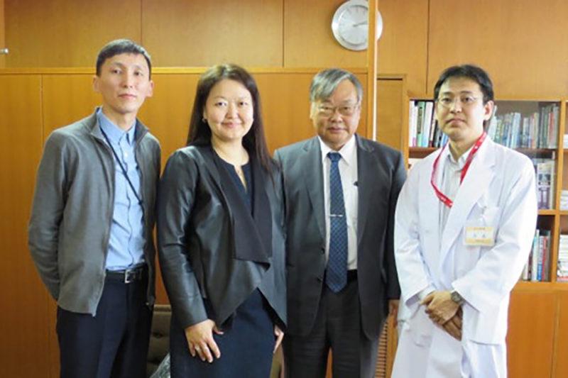 Якутские ученые вместе с японскими коллегами изучают новые методы исследования генетических заболеваний