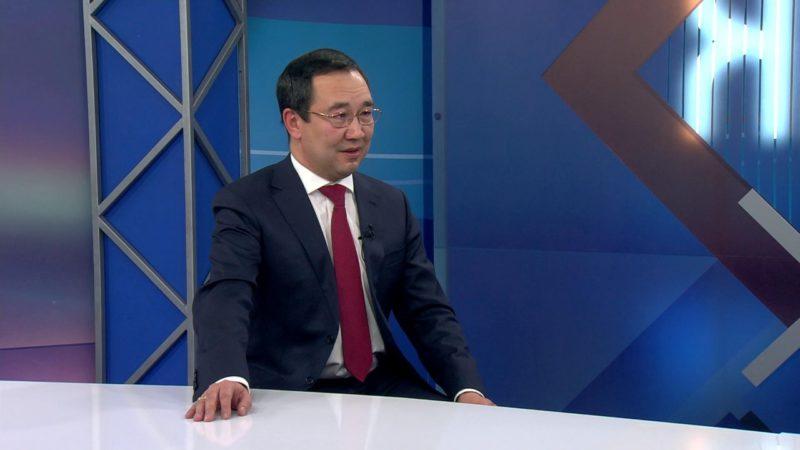 Айсен Николаев: Новый председатель правительства Якутии будет представлен в ближайшее время