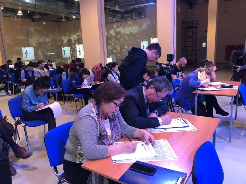 Общественная палата Якутии напишет «Диктант Победы»